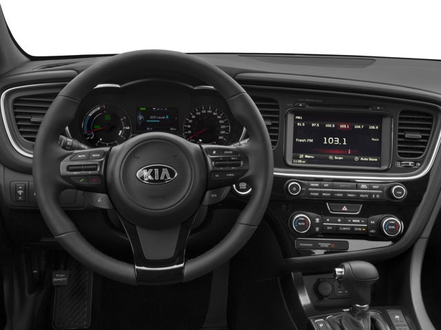 2017 Kia Optima Hybrid Base In Bend Or Smolich Chrysler Jeep Dodge Ram