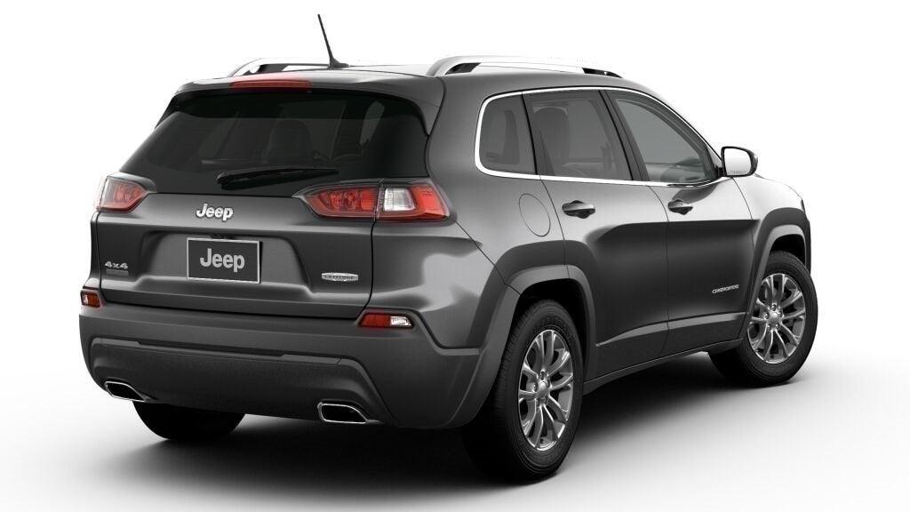 2019 Jeep Cherokee Latitude Plus 4x4 In Bend Or Portland Jeep